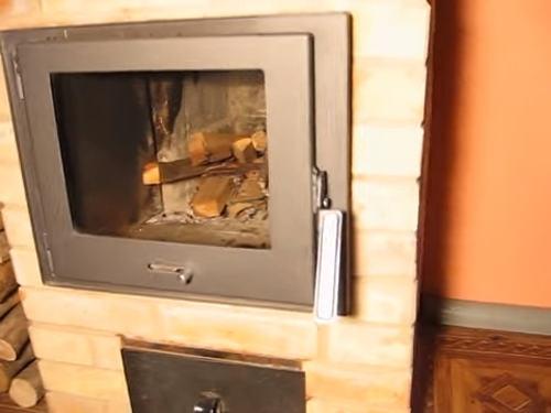 Эффективная печь для дома