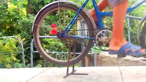 велогенератор 220