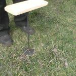стул на 1 ножке