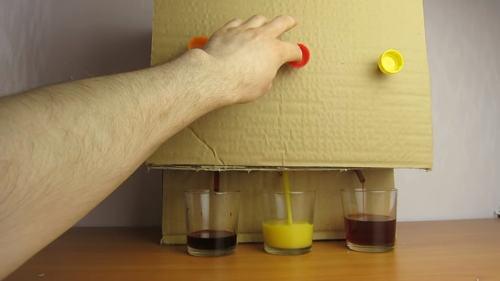 автомат для разлива сока