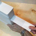 Приспособление для шпаклевки швов гипсокартона