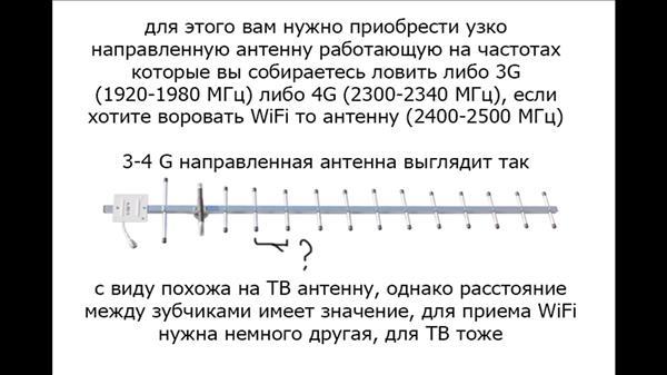 Дополнительная антенна для смартфона