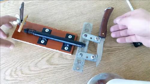 Точилка для ножей Скомороха