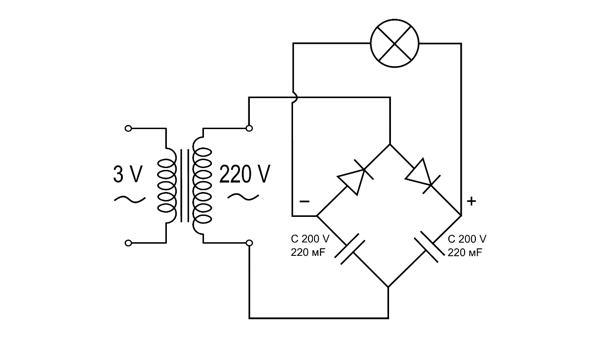 Как получить бесплатно 220 вольт