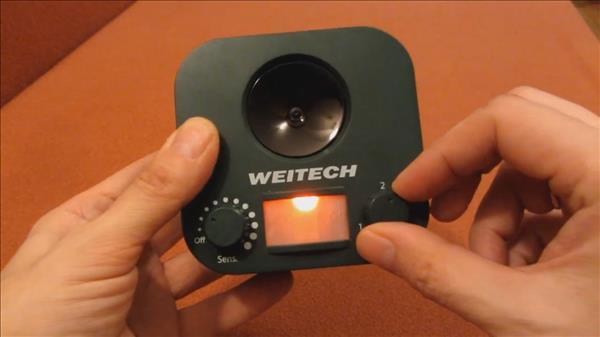 Обзор отпугивателя кошек WEITECH WK0053