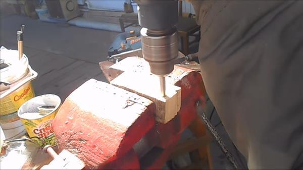как сделать деревянные пробки