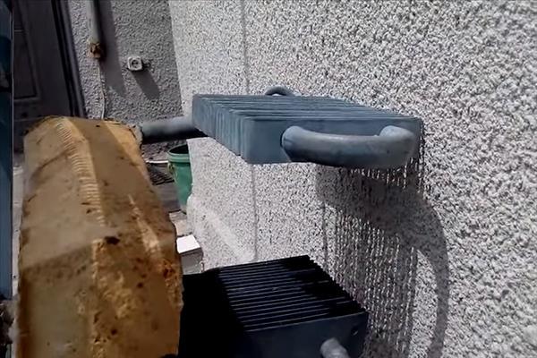 Солнечный коллектор как система охлаждения