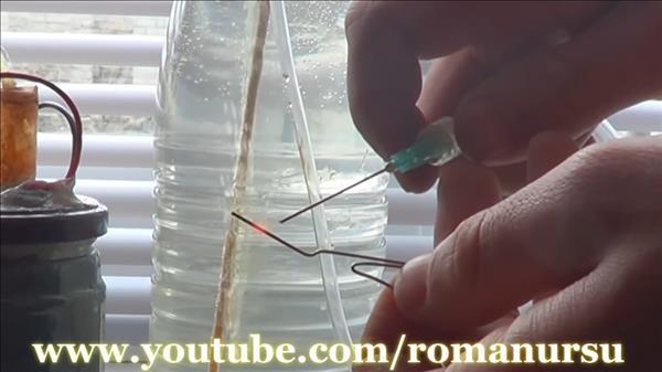Как из воды извлечь водород