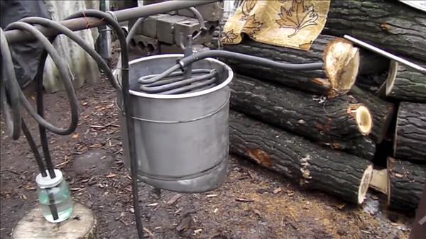 бензин из мусора в домашних условиях