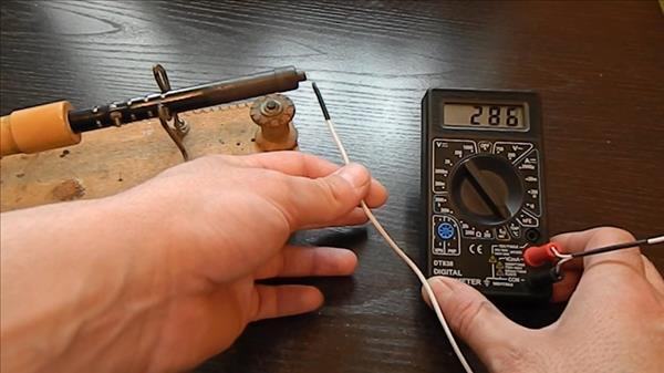 как сделать термофен