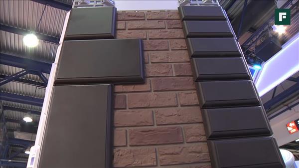 производители, дилеры и дистрибьютеры строительных конструкций и инженерных систем, материалов. Обзор решили посвятить отделке фасадов. Новые материалы для отделки в 2017 году.