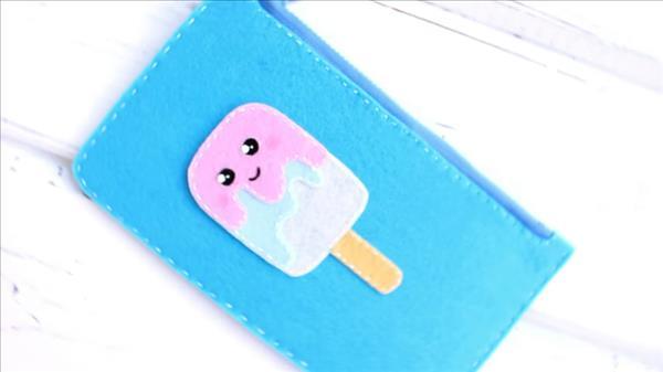 пенал мороженка