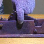 станок для рубки провода