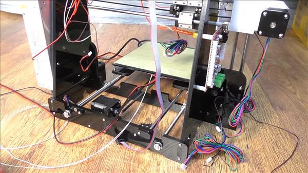 3d принтер prusa i3 diy 3d