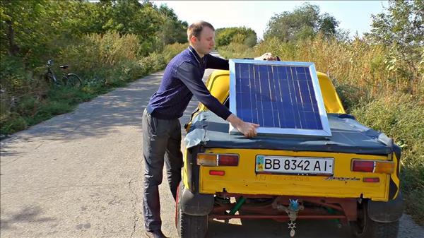 солнечная батарея на 220 вольт