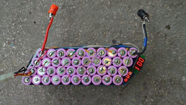 сварочный инвертор на аккумуляторах