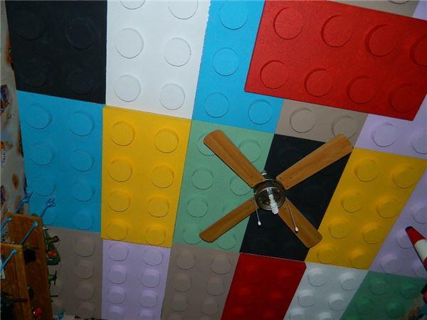 Лего потолок