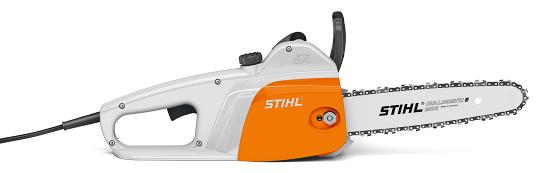 Обзор: Электрические цепные пилы STIHL