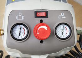 Обзор дополнительных возможностей мини-компрессора AEG OL6-05 24V