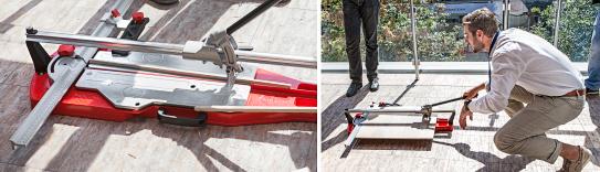 Новые инструменты RUBI для резки плиток большого формата