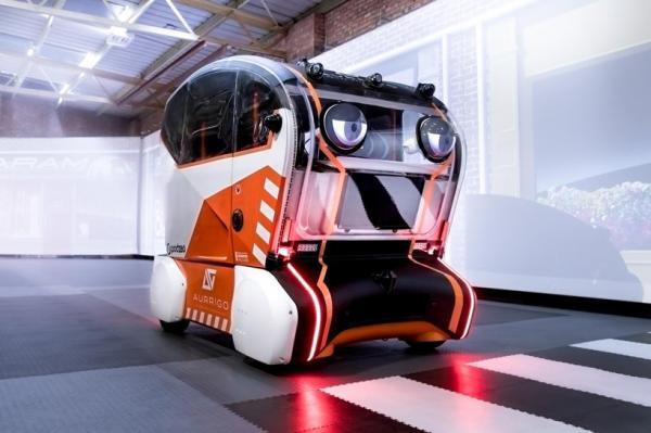 Беспилотные машины в России и за рубежом сегодня