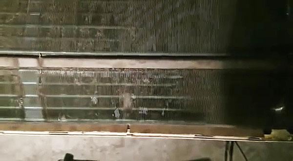 Сверхэкономичное отопление гаража выхлопами газового котла
