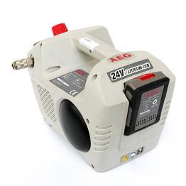 Воздушный компрессор с аккумулятором AEG OL2-05 24V