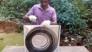 Лучший урок по простому солнечному водонагревателю DIY
