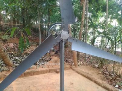 Самодельная ветряная турбина