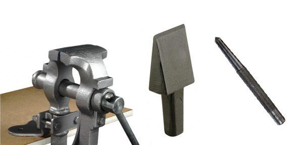 Какие инструменты нужны в кузнице