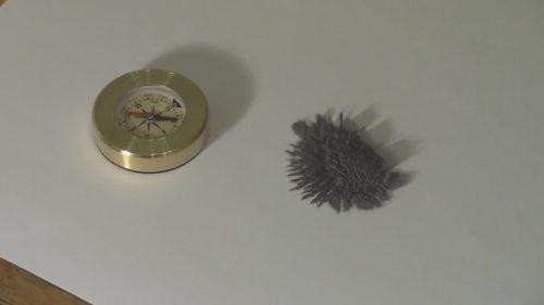 Прибор определяющий магнитное поле