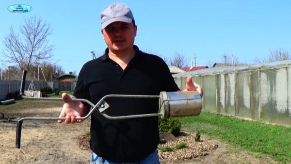 Посадочный конус для рассады своими руками