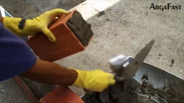 Шаблон под кирпичную кладку