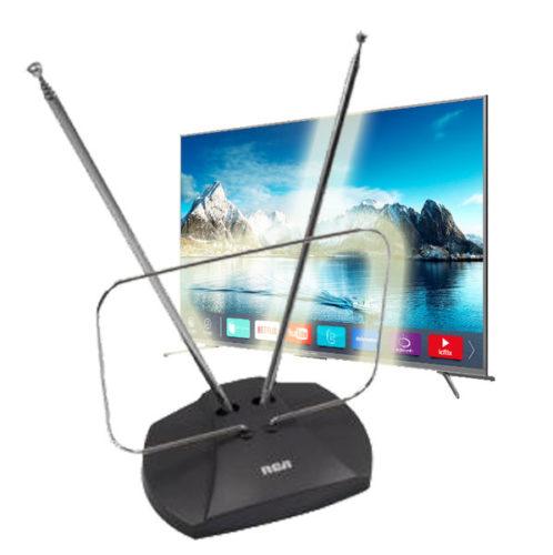 Телеантенна своими руками для цифрового телевидения