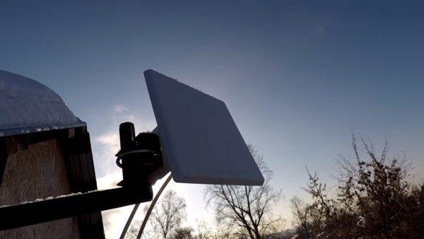 Антенна для 4g модема своими руками