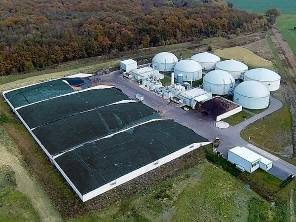 Как получают метан из отходов со свалок