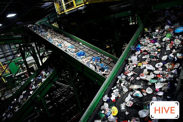Переработка мусора в газ
