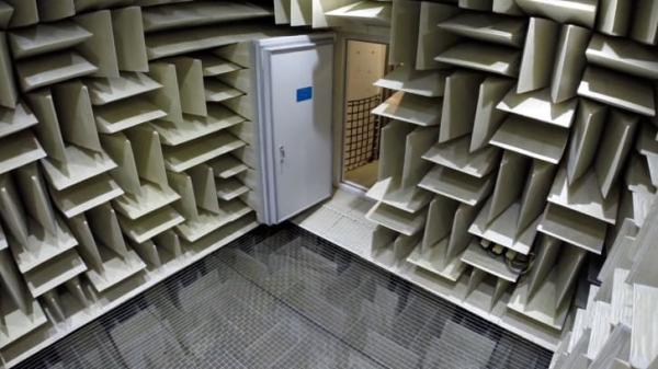 Для чего используется самая тихая комната в мире?
