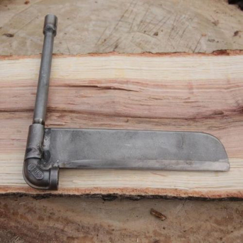 Карманный складной нож для нарезки щепы