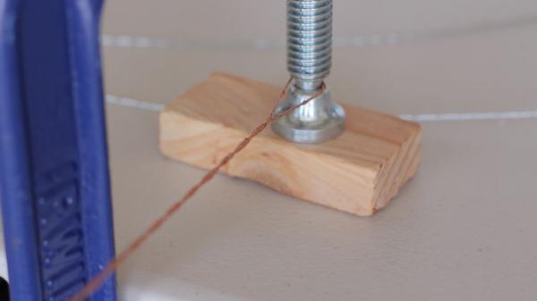Изображение создания многожильного провода