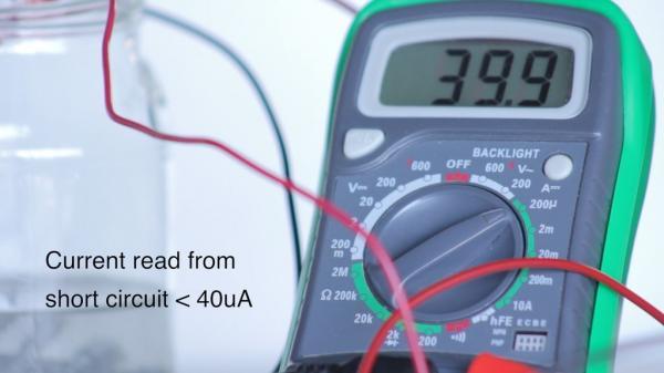 Изображение электрических испытаний