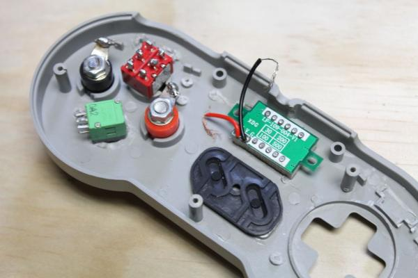 Преобразователь питания переменного тока от 3,7 вольт на 2,2-30 вольт
