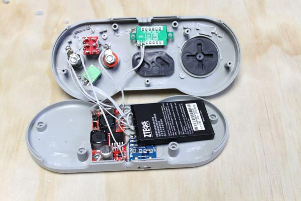Преобразователь питания переменного тока от аккумулятора 3,7 вольт на 2,2-30 вольт