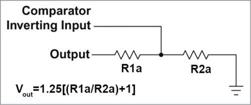 Внешние резисторы